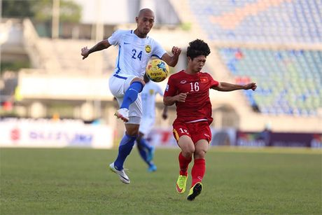 AFF Cup 2016: Viet Nam:1 - 0: Malaysia(het gio) - Anh 1