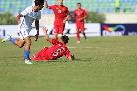 AFF Cup 2016: Viet Nam:1 - 0: Malaysia(het gio) - Anh 7