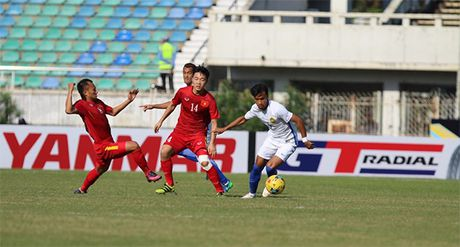 AFF Cup 2016: Viet Nam:1 - 0: Malaysia(het gio) - Anh 8