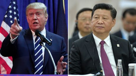Ong Trump dien cho ong Tap, ton trong 'Mot Trung Quoc' - Anh 1