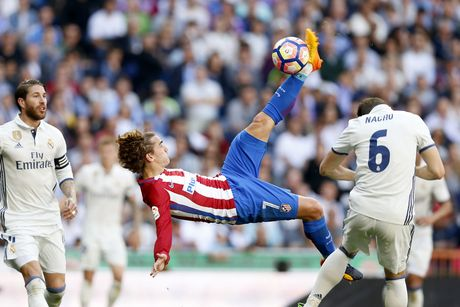 Ban ket Champions League: Real Madrid 'dai chien' Atletico - Anh 1