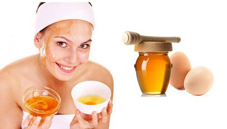 Cách làm trắng da bằng mật ong và trứng gà có thể cải thiện làn da của chị em phụ nữ rạng rỡ