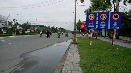Cong an dua ra bang chung xe cho Tuong Liem qua toc do - Anh 4