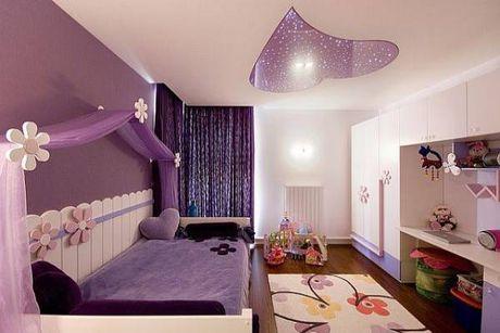 Mẫu Thiết kế phòng bé gái cực đẹp giá rẻ