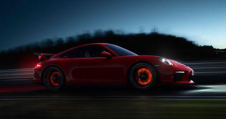 Porsche 911 GT3 lap ky luc voi muc bao hanh 10 nam hoac 120.000 dam - Anh 2