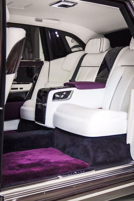 Rolls-Royce Phantom 2018 chinh thuc co mat tai cac dai ly o London - Anh 10