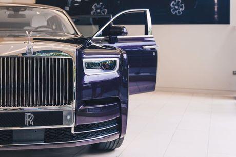 Rolls-Royce Phantom 2018 chinh thuc co mat tai cac dai ly o London - Anh 2