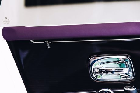 Rolls-Royce Phantom 2018 chinh thuc co mat tai cac dai ly o London - Anh 8