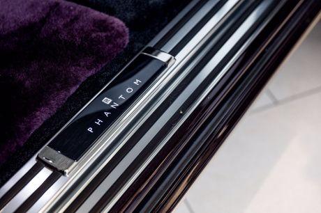 Rolls-Royce Phantom 2018 chinh thuc co mat tai cac dai ly o London - Anh 9
