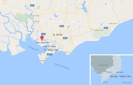 Tap doan Thai lam du an loc dau 5,4 ty USD tai Ba Ria - Vung Tau - Anh 2