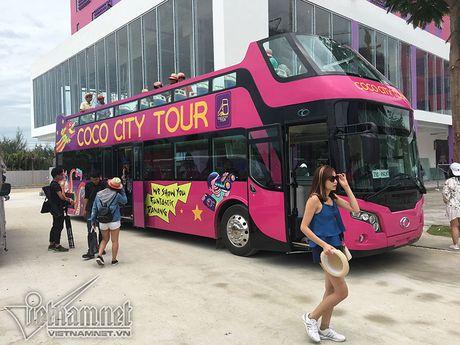 Đà Nẵng chính thức vận hành Tuyến xe buýt Coco Bus Tour 2 tầng