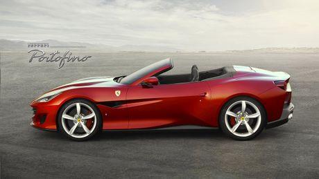 Ferrari Portofino se la mau sieu xe thay the California T - Anh 2
