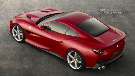 Ferrari Portofino se la mau sieu xe thay the California T - Anh 7
