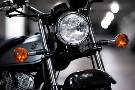 Suzuki VanVan 200 2018 gia 90 trieu dong trinh lang - Anh 3