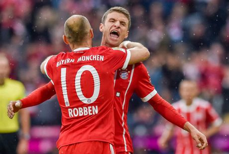 Bayern Munich 4-0 Mainz: Man tra tan tai Allianz Arena - Anh 3