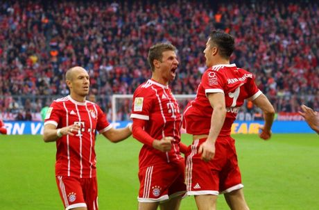 Bayern Munich 4-0 Mainz: Man tra tan tai Allianz Arena - Anh 6