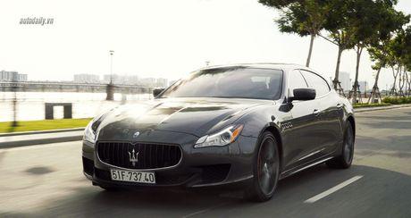 "Lai thu xe sang Maserati tai Da Nang: ""Thau cam"" dang cap va su tinh te - Anh 10"