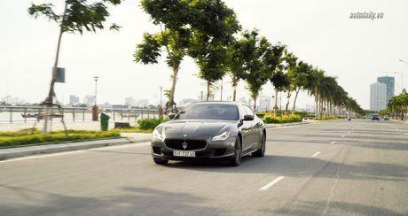 "Lai thu xe sang Maserati tai Da Nang: ""Thau cam"" dang cap va su tinh te - Anh 11"