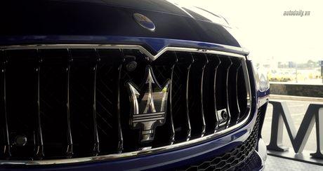 "Lai thu xe sang Maserati tai Da Nang: ""Thau cam"" dang cap va su tinh te - Anh 14"