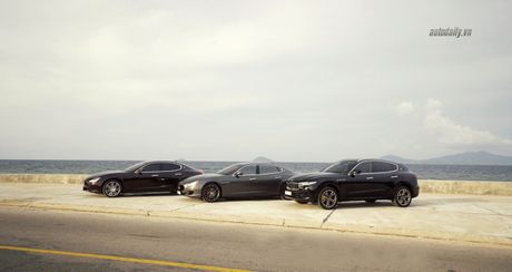 "Lai thu xe sang Maserati tai Da Nang: ""Thau cam"" dang cap va su tinh te - Anh 17"