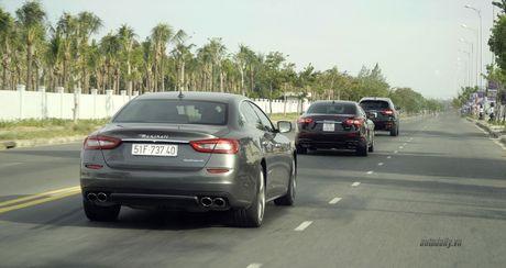"Lai thu xe sang Maserati tai Da Nang: ""Thau cam"" dang cap va su tinh te - Anh 19"