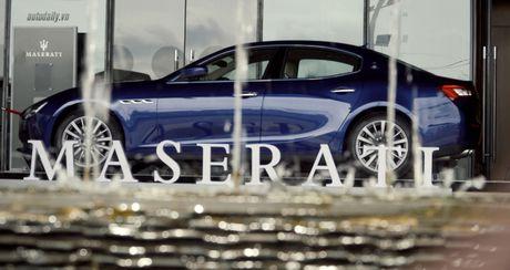 "Lai thu xe sang Maserati tai Da Nang: ""Thau cam"" dang cap va su tinh te - Anh 2"