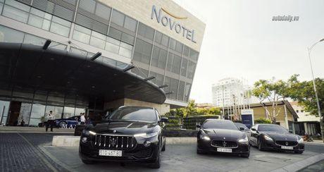 "Lai thu xe sang Maserati tai Da Nang: ""Thau cam"" dang cap va su tinh te - Anh 3"