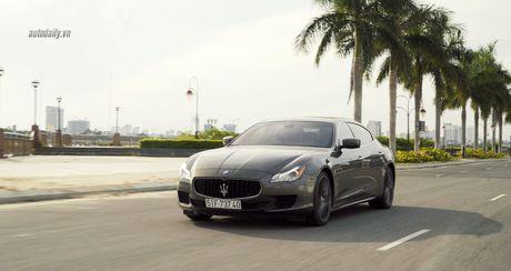"Lai thu xe sang Maserati tai Da Nang: ""Thau cam"" dang cap va su tinh te - Anh 4"