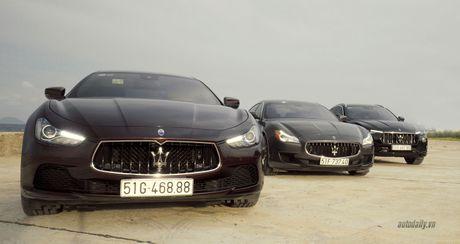 "Lai thu xe sang Maserati tai Da Nang: ""Thau cam"" dang cap va su tinh te - Anh 5"