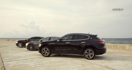 "Lai thu xe sang Maserati tai Da Nang: ""Thau cam"" dang cap va su tinh te - Anh 9"