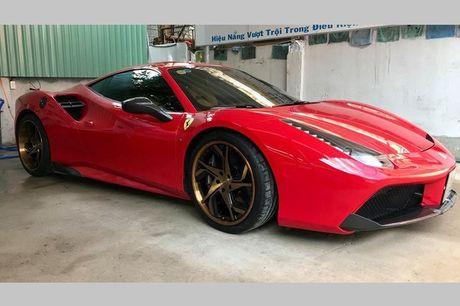Sieu xe Ferrari 15 ty do mam 'khung' tai Sai Gon - Anh 1