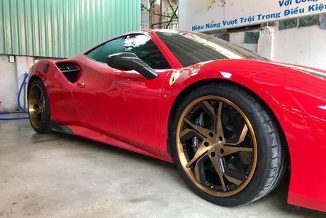 Sieu xe Ferrari 15 ty do mam 'khung' tai Sai Gon - Anh 2