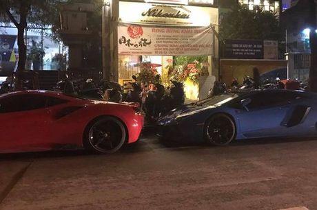 Sieu xe Ferrari 15 ty do mam 'khung' tai Sai Gon - Anh 4