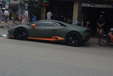 Sieu xe Ferrari 15 ty do mam 'khung' tai Sai Gon - Anh 5