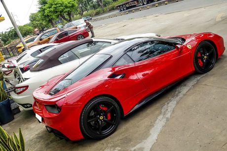 Sieu xe Ferrari 15 ty do mam 'khung' tai Sai Gon - Anh 7