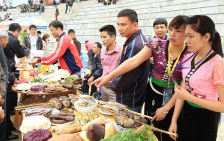 Le Hoi am thuc Tay Bac se duoc to chuc tai Lao Cai - Anh 1