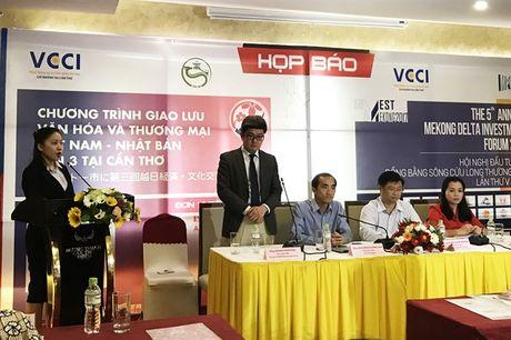 Giao luu Van hoa va Thuong mai Viet Nam-Nhat Ban lan 3 - Anh 1