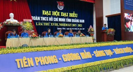 Chi Pham Thi Thanh tai dac cu Bi thu Tinh doan Quang Nam - Anh 2
