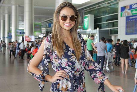 Hoa hau cac nuoc do xo ve Viet Nam chuan bi'Miss Grand International 2017' - Anh 9