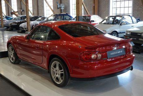 10 mau xe hiem nhat cua Mazda tai bao tang Mazda o Duc - Anh 10