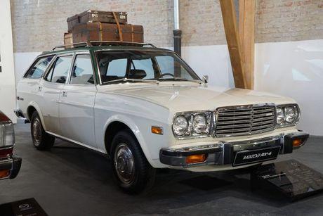 10 mau xe hiem nhat cua Mazda tai bao tang Mazda o Duc - Anh 5
