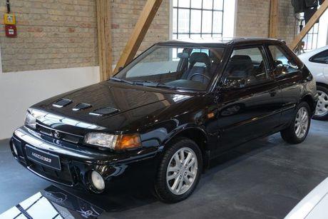 10 mau xe hiem nhat cua Mazda tai bao tang Mazda o Duc - Anh 8