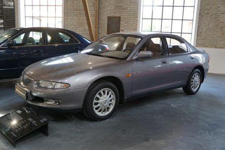 10 mau xe hiem nhat cua Mazda tai bao tang Mazda o Duc - Anh 9