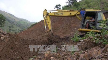 Nhiều xã, bản của huyện Phù Yên, Sơn La vẫn bị cô lập