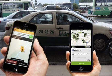 Từ chuyện Taxi công nghệ, lo ngại