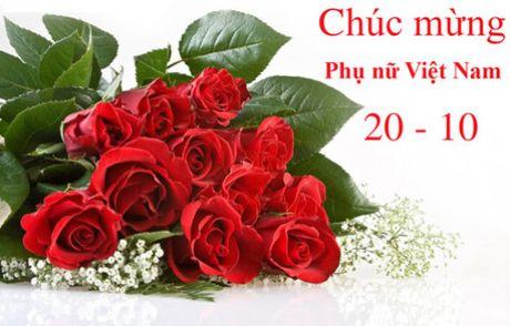 Ngày Phụ nữ Việt Nam 20/10/2017