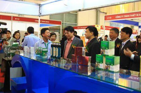 Sap dien ra Vietnam Medi Pharm Expo 2017 - Anh 1