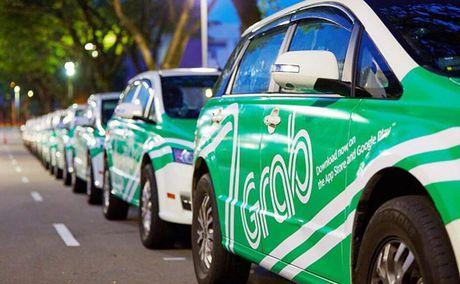 Grab, Uber se khong duoc ket noi them xe moi o Sai Gon - Anh 1