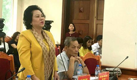 DN to voi to cong tac cua Thu tuong bi Bo Y te hanh - Anh 2