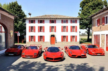Tran doi con gi kho so bang di mua Ferrari!!! - Anh 7